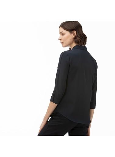Lacoste Kadın  Gömlek CF0002.02L Lacivert